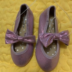 Cat & Jack Toddler Girls Size 8 Dress Shoes New